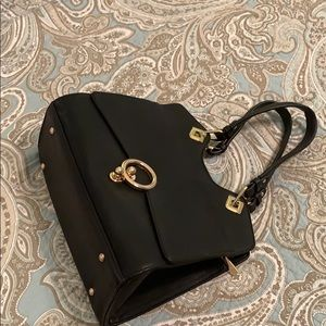 Nice! Italian leather satchel